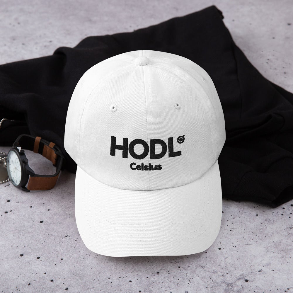 Image of HODL White Hat