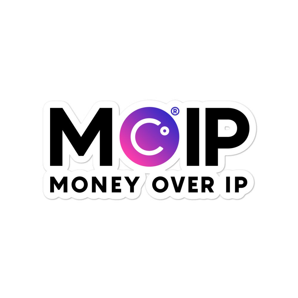 Image of MOIP Sticker