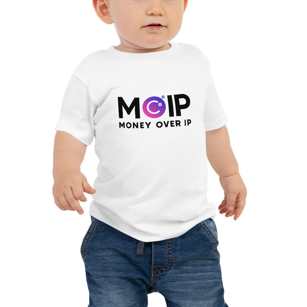 Image of MOIP White Baby T-Shirt