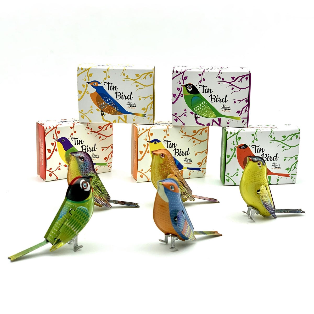 Image of Tin Birds