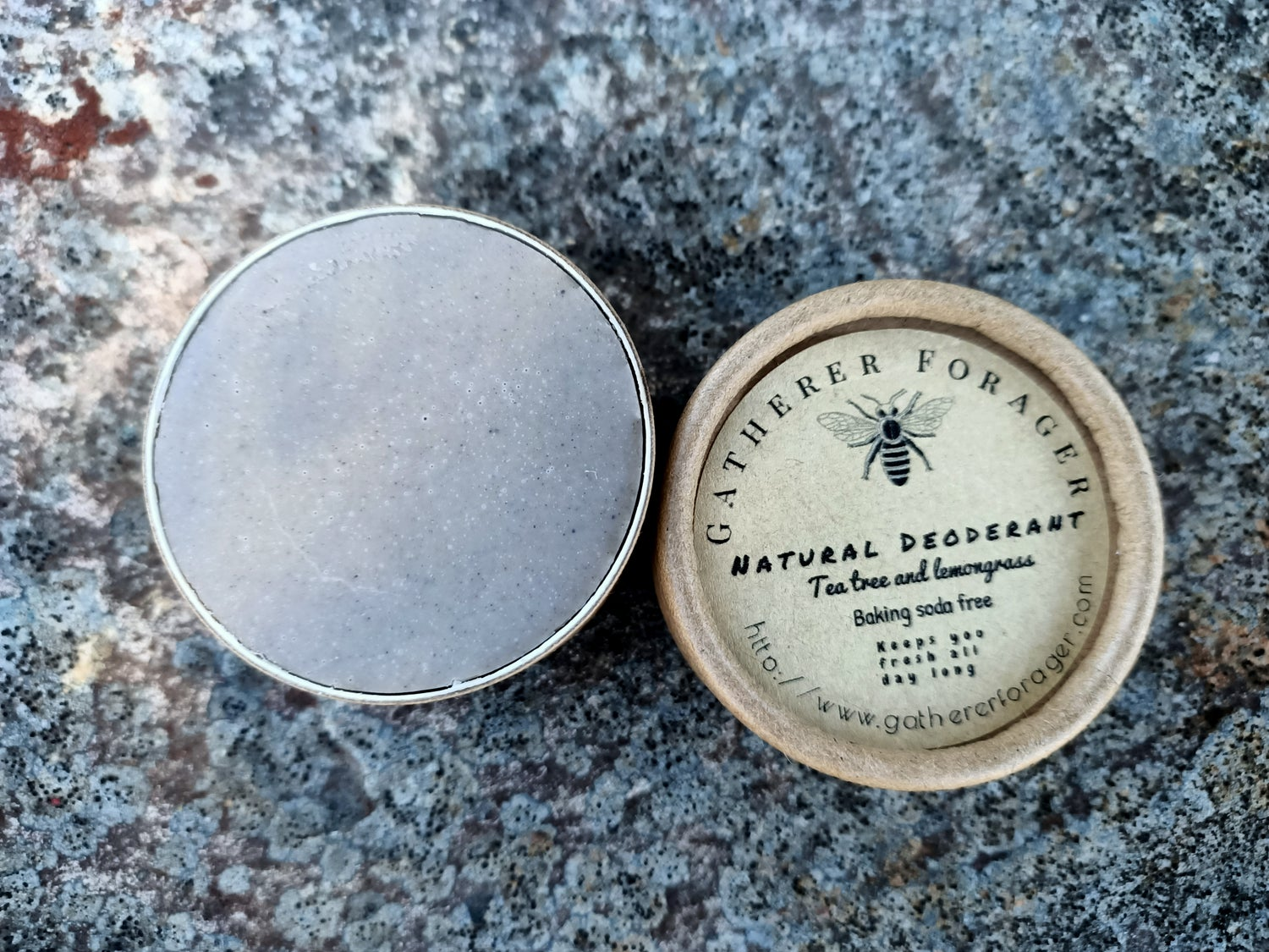 Image of Bicarb free Natural deodorant