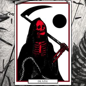 Arcana Mortis Tarot (Prints)