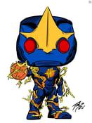 Image of Iron Thunder sticker