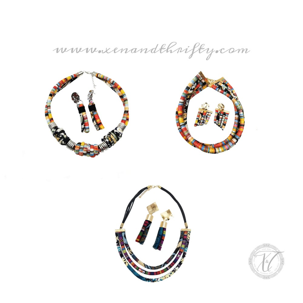 Image of Zaire Necklace Set
