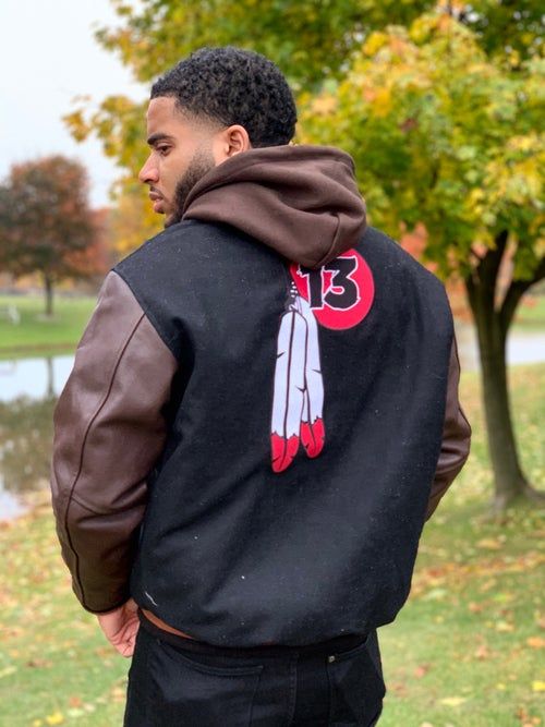 Image of Chiefy Tribe Letterman