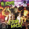 """MOTORZOMBIS - """"ESTÁN VIVOS"""" LP + CD"""
