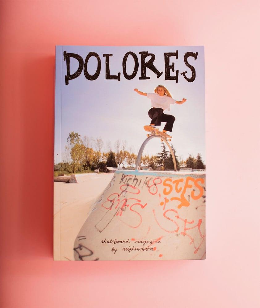 Image of Dolores Magazine #4
