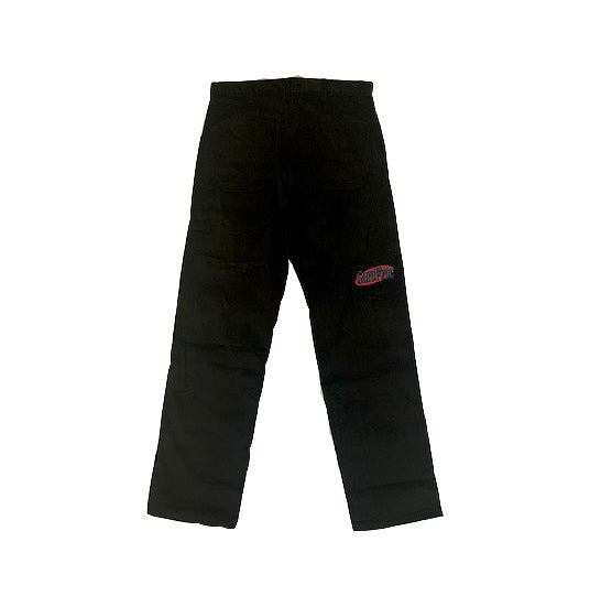 Image of Logo Corduroy Wide Pant