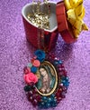 Virgencita Pendant Necklace