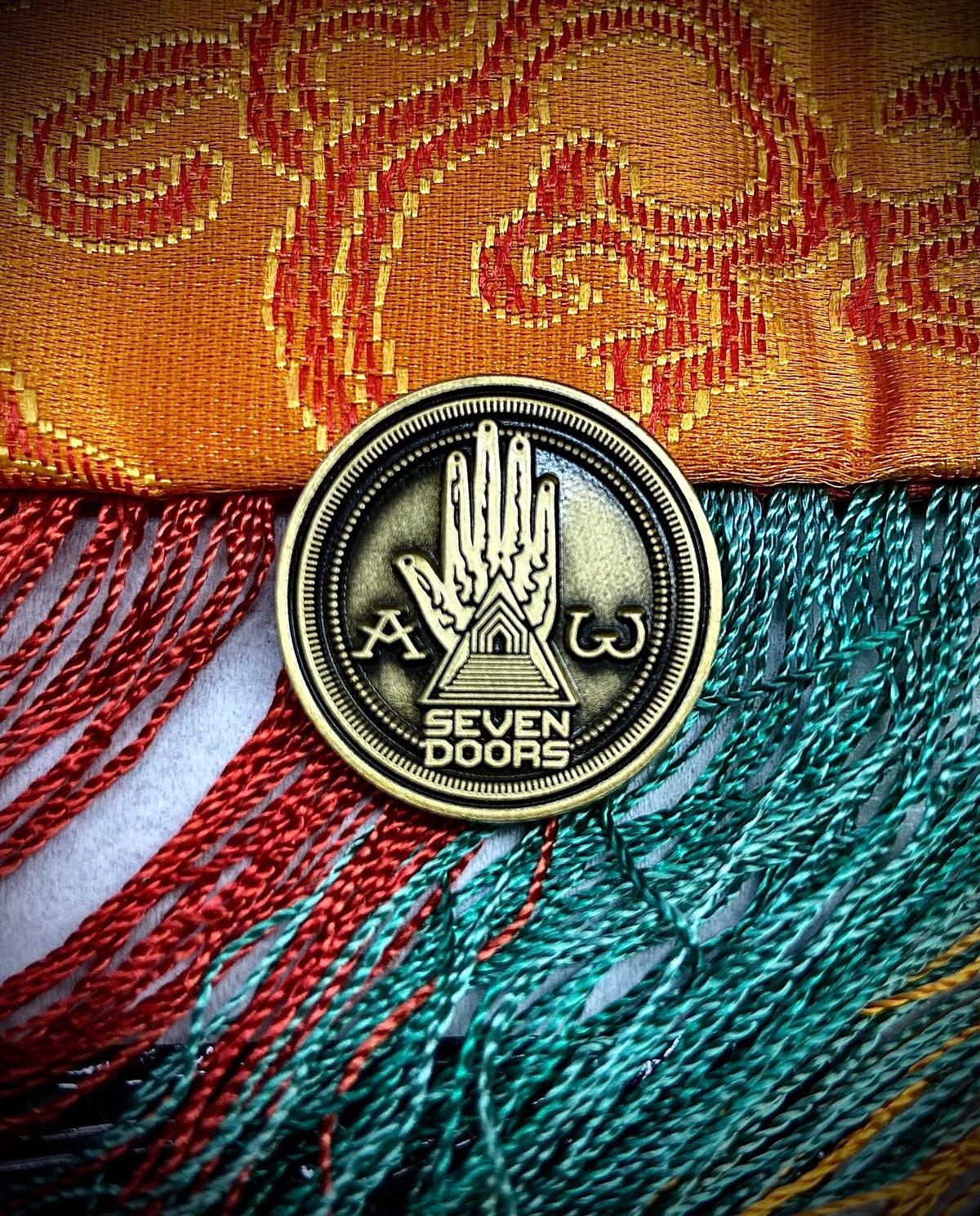 Image of Brass coin voucher