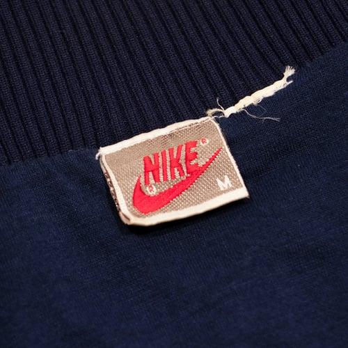 Image of Nike Vintage Track & Field Track Jacket Size M
