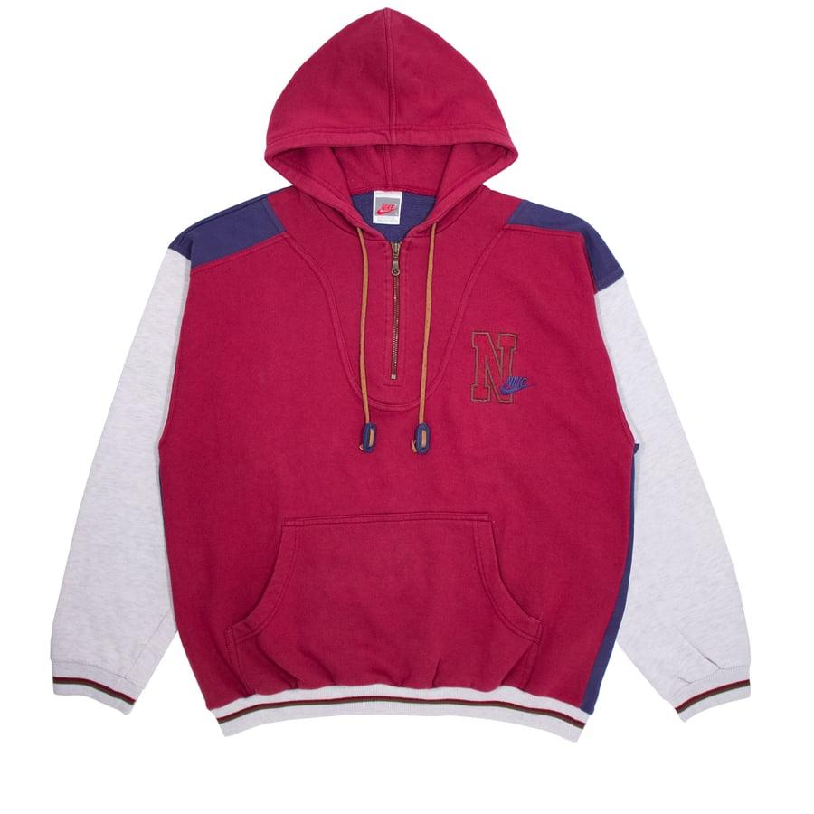Image of Nike Vintage Hoodie Sweatshirt Size L