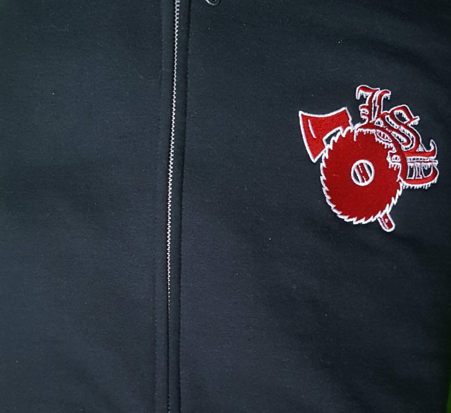 Image of LSP : 20th ANNIVERSARY  Zip up HOODIE