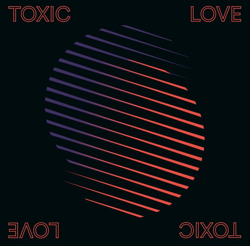 Toxic Love CD//6 Tracks