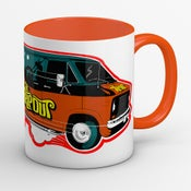 Image of Mug Chevy Van