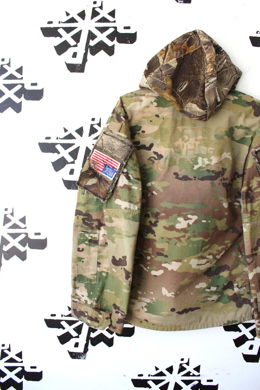 way more tactical custom camo jacket
