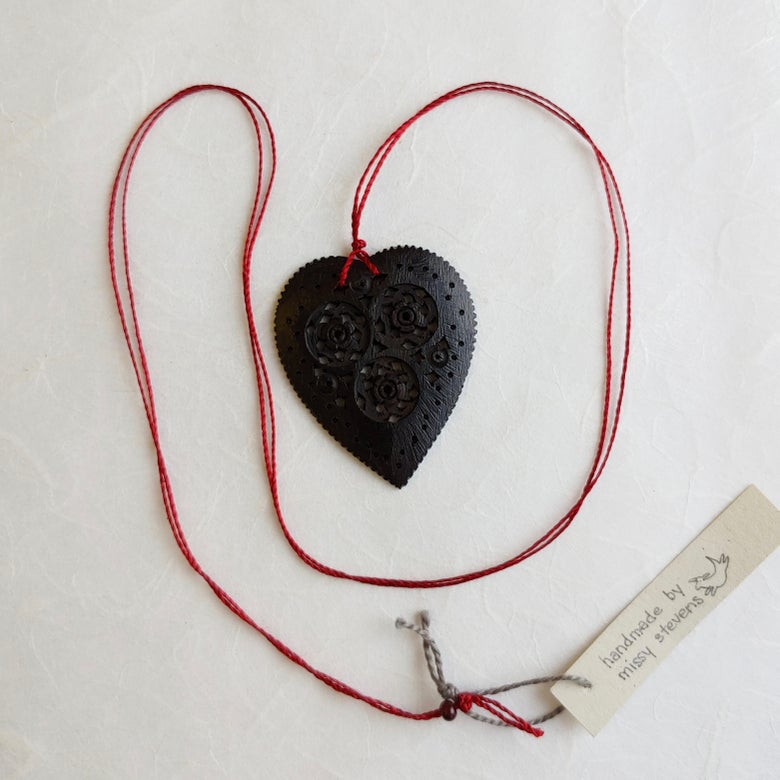 Image of Heart necklace