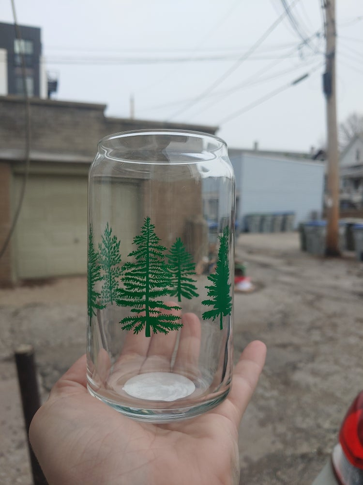 Image of Trees Can Glass