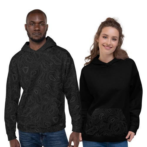 Image of [Limited] Unisex Range Day Tamography™ Tech Hoodie