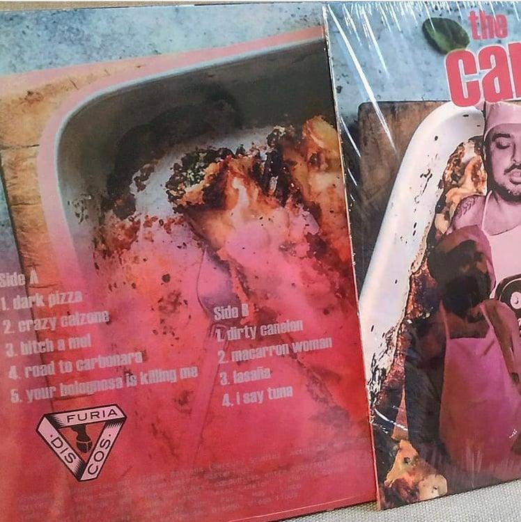 Image of DF017 The Canelones-Darkpizza