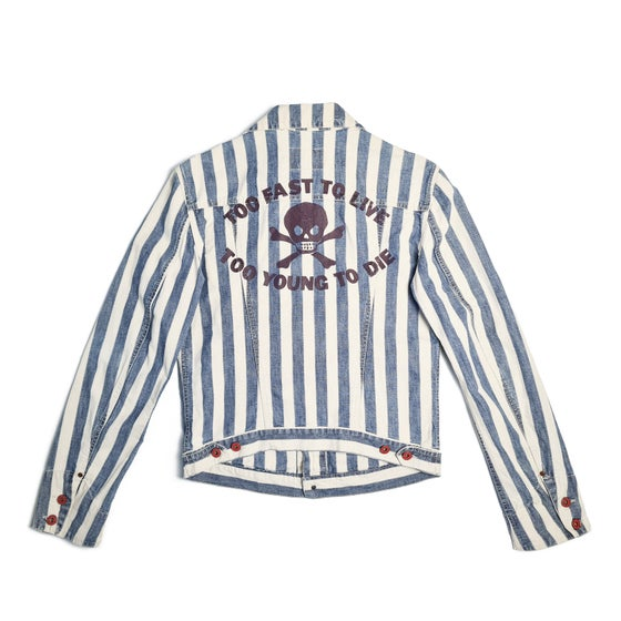 Image of Vivienne Westwood Man 'Too Fast to Live' Jacket