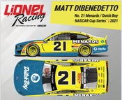 Image of 2021 SIGNED Menards/Dutch Boy Mustang (PREORDER)