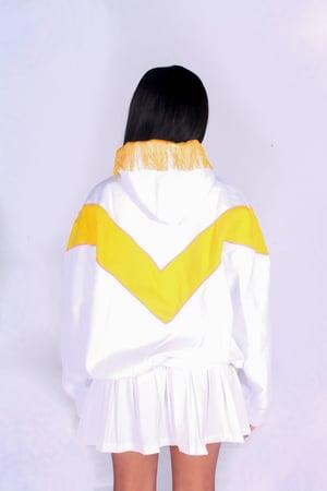 Image of Cheerleader Hoodie (White)