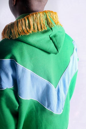 Image of Cheerleader Hoodie (Green)