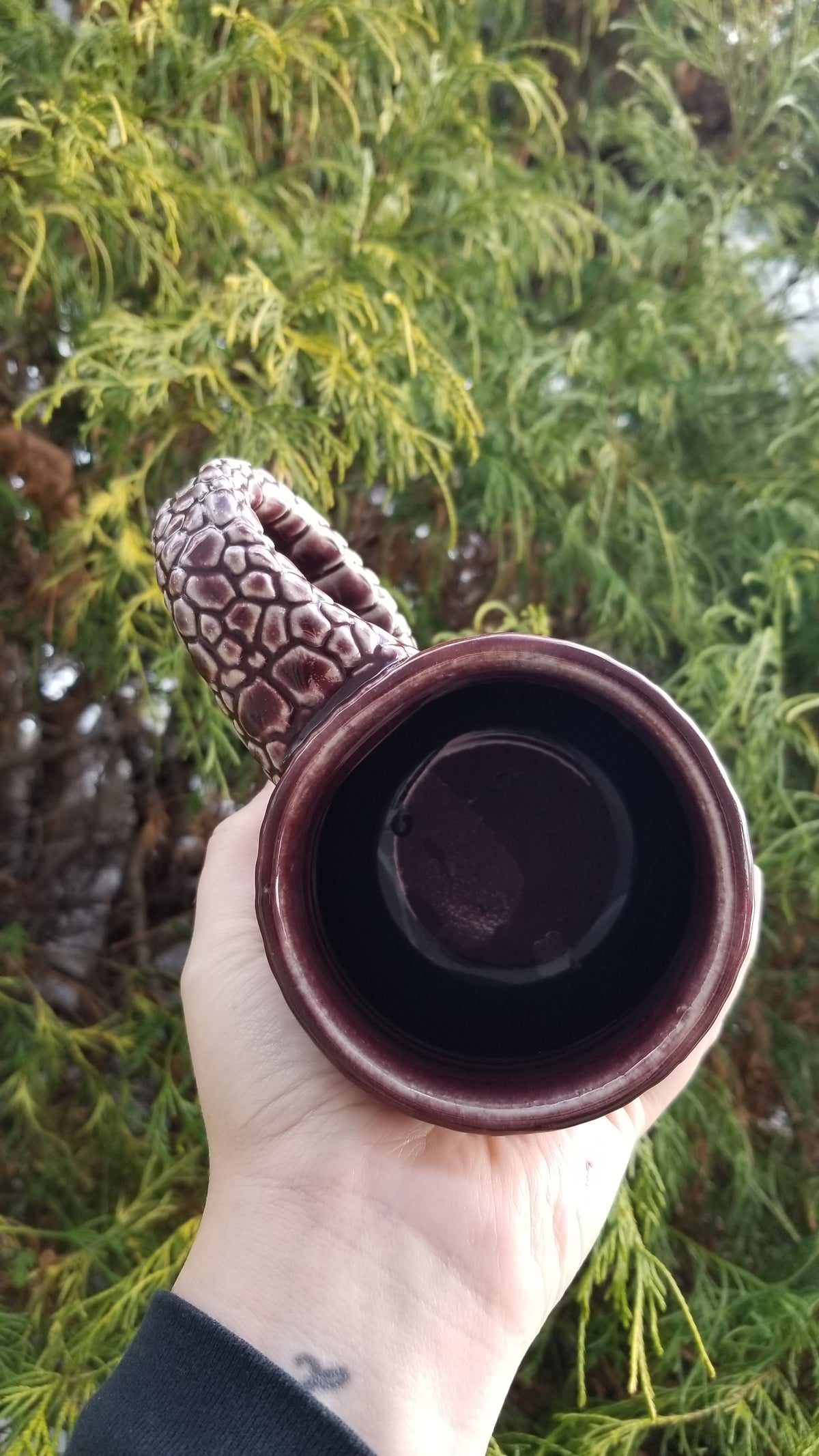Medium Dragon Scale Mug