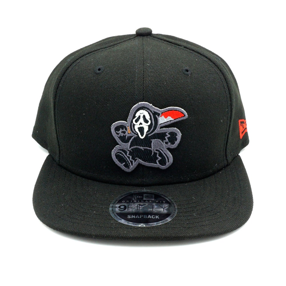 Ghostface Custom Snap Back