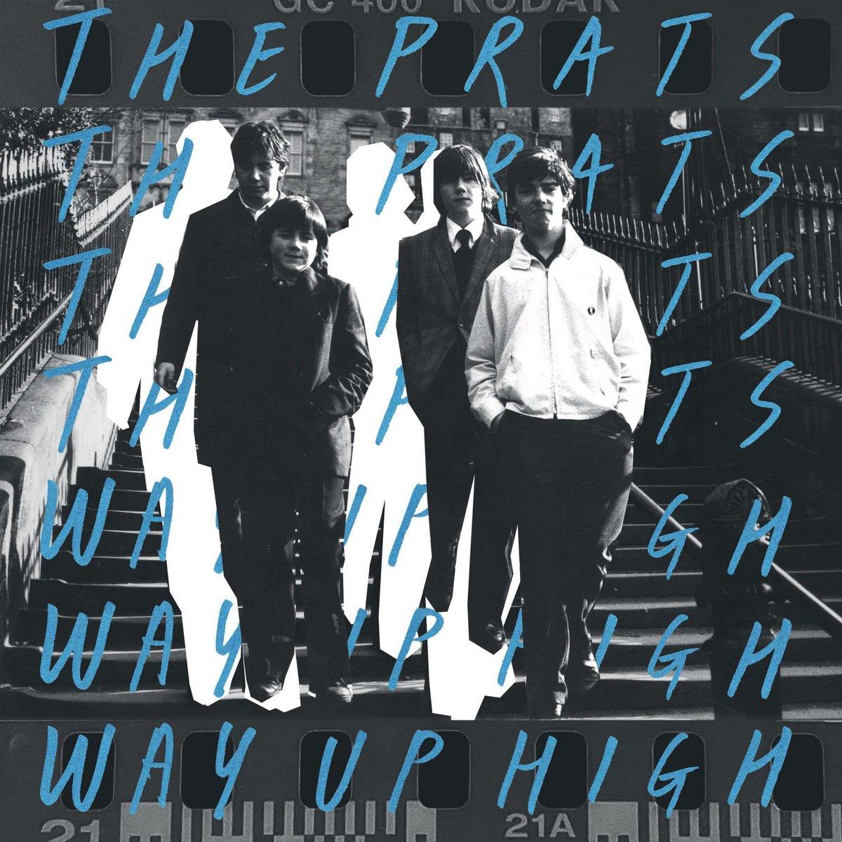 Image of THE PRATS - Way Up High LP