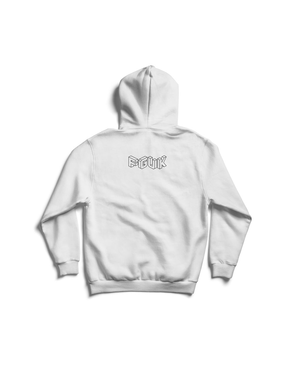 Eat Pussy hoodie 2.0 (White)