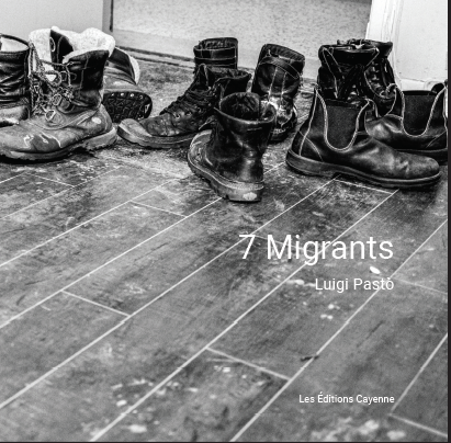 Image of 7 migrants par Luigi Pasto