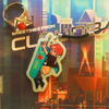 DON'T LET GO / transistor glow in the dark charm