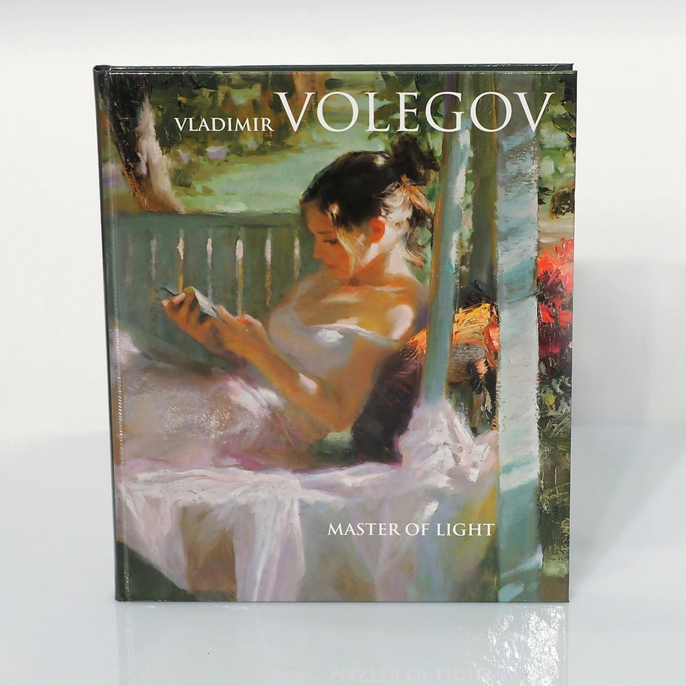 "Image of A Signed Album/Book Vladimir Volegov ""Master of Light"""