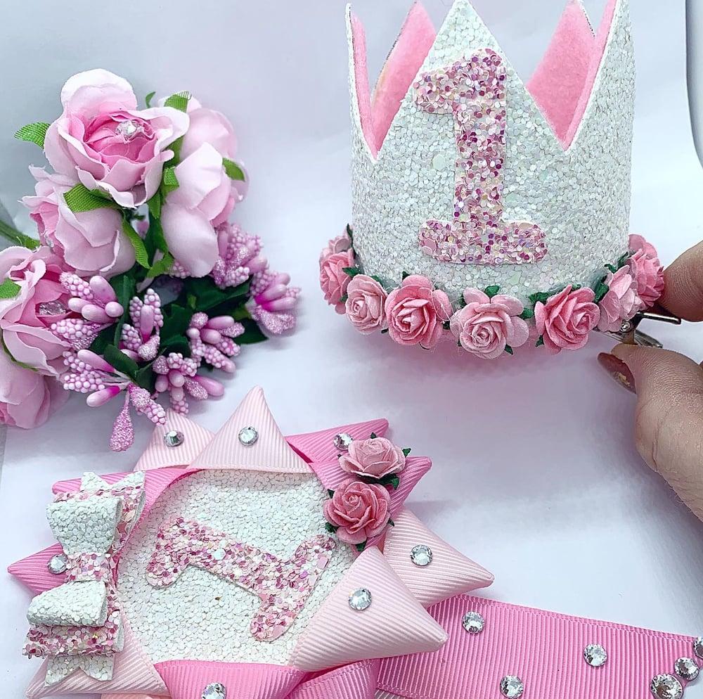 Image of Pretty pinks birthday set
