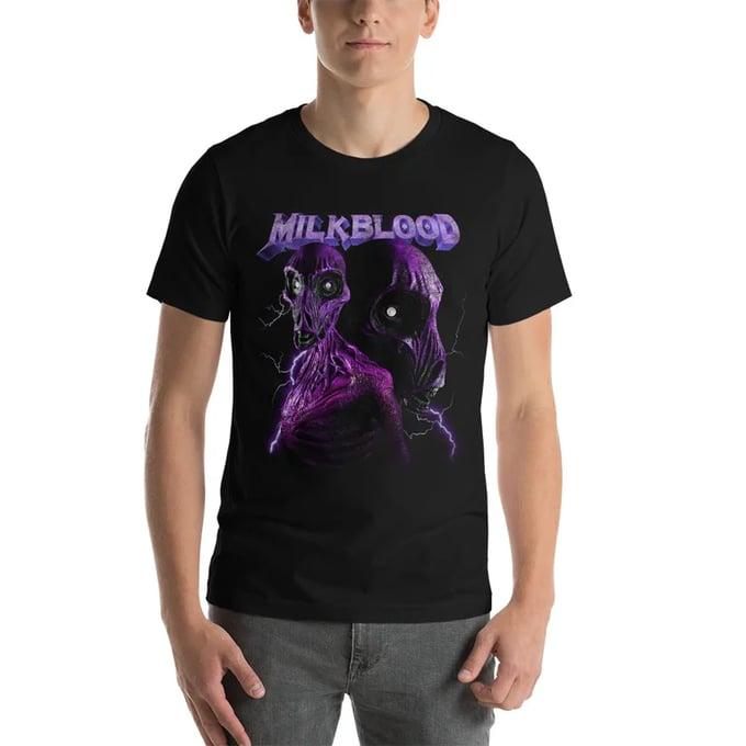 Image of MILKBLOOD Rock Shirt