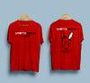 T-Shirt Grotta Rossa