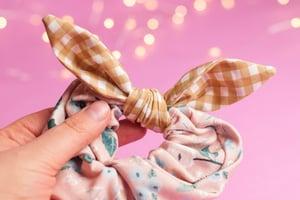 Image of Scrunchies lacito Vichy
