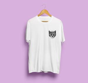 Forum Birthday Cat T-shirt