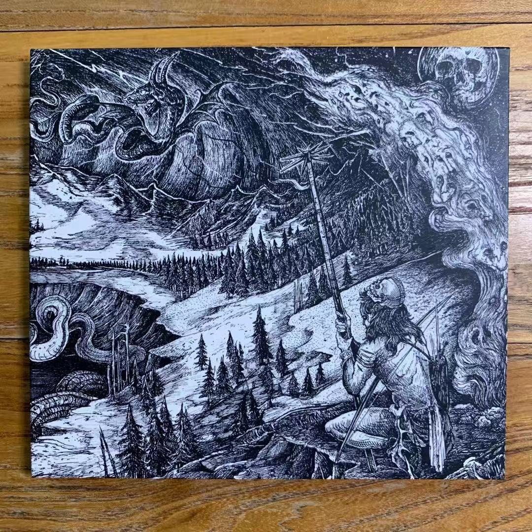 SDLXXX Ifernach/Pan-Amerikan Native Front (Can/Usa) - Split - Digipack