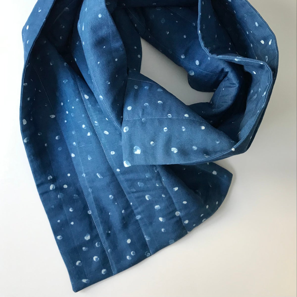 QUILTED SCARVES