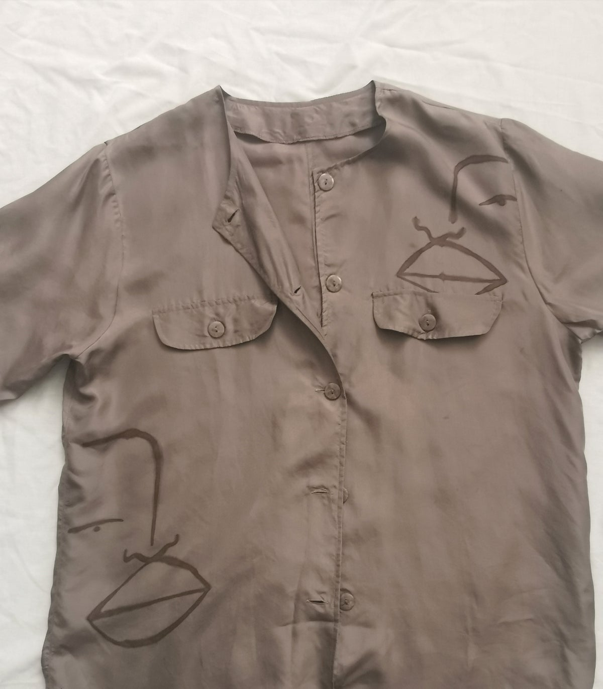 Image of sis blouse