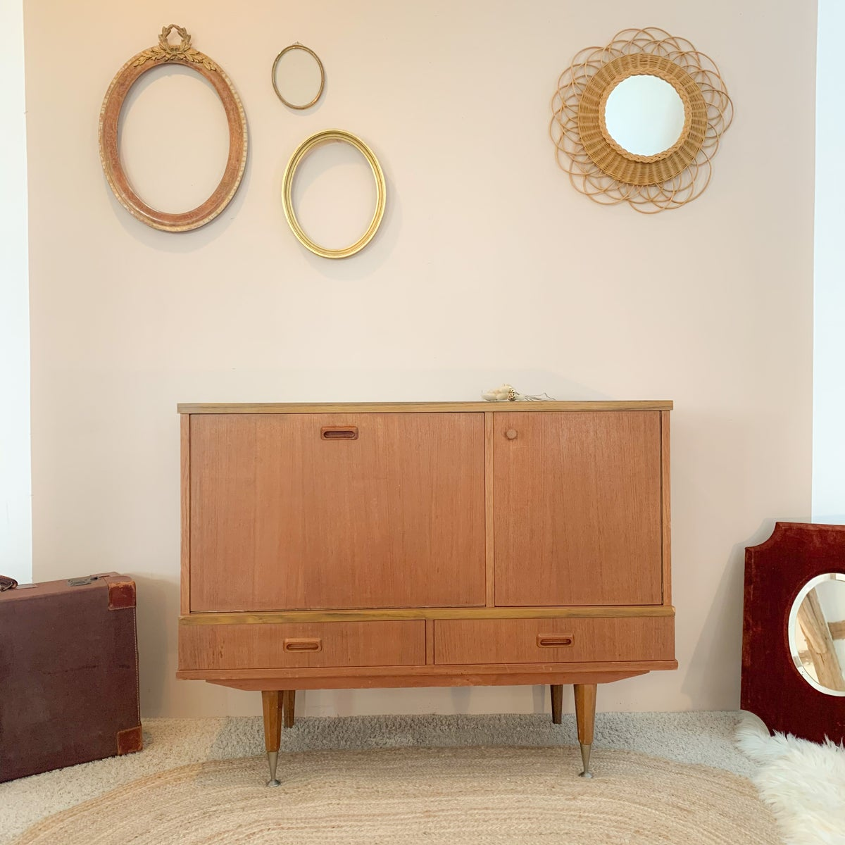 Image of VENDUE/SOLD OUT Mini Enfilade Nude
