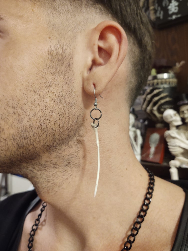 Image of [Clamoring Death] Earrings