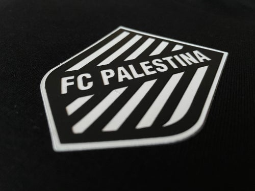 Image of Black Edition Palestine Hoodie