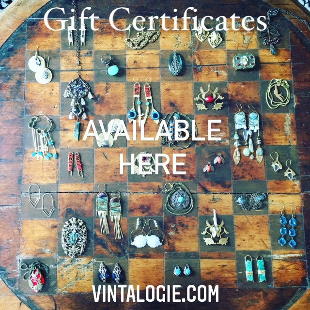 Image of Vintalogie.com Gift Certificate