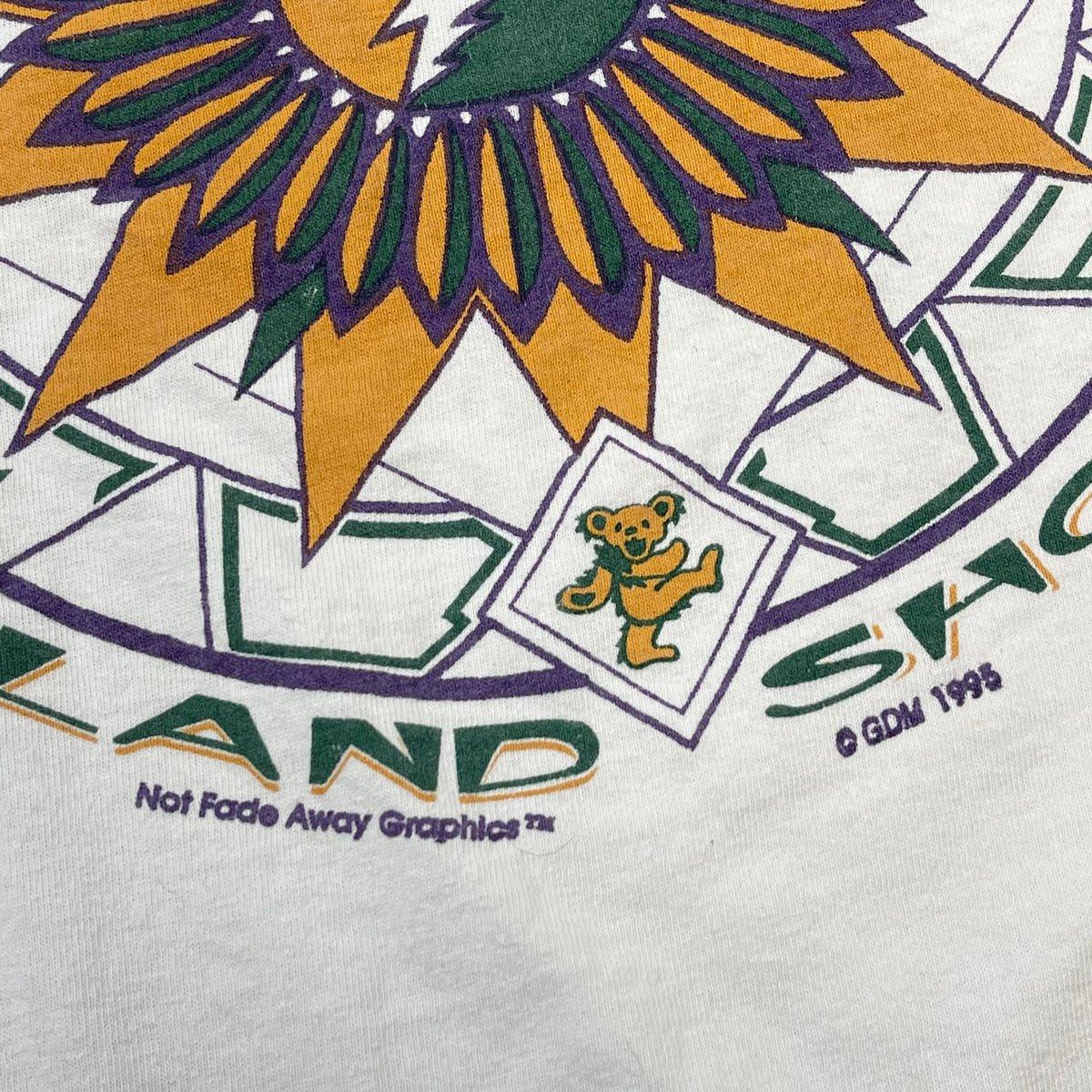 Original Vintage Grateful Dead Summer Tour 1995!! XXL