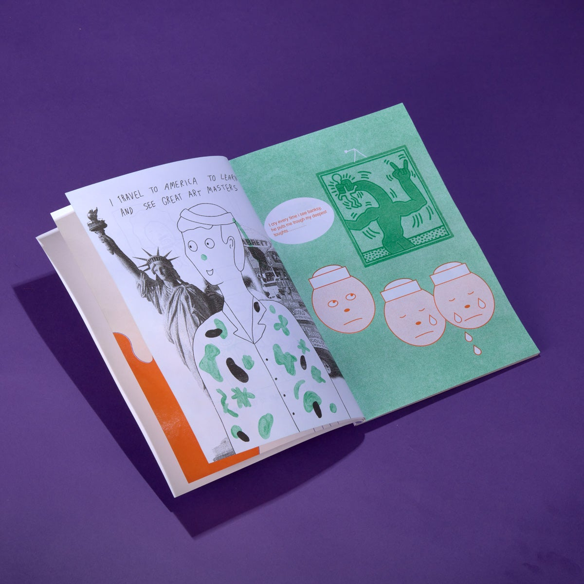 Image of I wish I was artist - Second Edition
