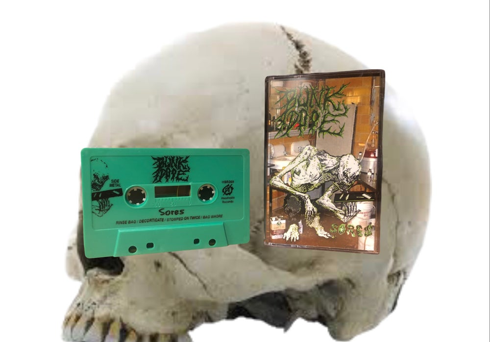 Image of Bunk Dope - Sores
